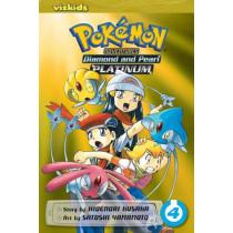 Pokemon Adventures: Diamond and Pearl/Platinum, Vol. 4 by Hidenori Kusaka, 9781421539126