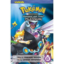 Pokemon Adventures: Diamond and Pearl/Platinum, Vol. 6 by Hidenori Kusaka, 9781421539140