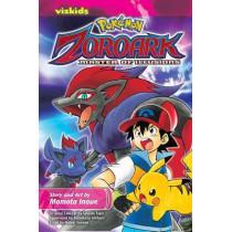 Pokemon: The Movie - Zoroark: Master of Illusions by Hideki Sonoda, 9781421542218