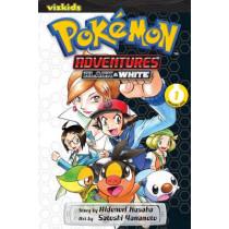 Pokemon Adventures: Black and White, Vol. 1 by Hidenori Kusaka, 9781421558981
