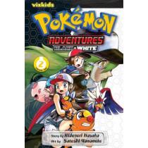 Pokemon Adventures: Black and White, Vol. 2 by Hidenori Kusaka, 9781421558998