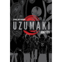 Uzumaki (3-in-1, Deluxe Edition): Includes vols. 1, 2 & 3 by Junji Ito, 9781421561325