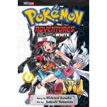 Pokemon Adventures: Black and White, Vol. 3 by Hidenori Kusaka, 9781421561783