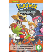 Pokemon Adventures: Diamond and Pearl/Platinum, Vol. 8 by Hidenori Kusaka, 9781421561790
