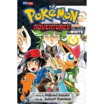 Pokemon Adventures: Black and White, Vol. 4 by Hidenori Kusaka, 9781421561806