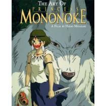 Art of Princess Mononoke by Hayao Miyazaki, 9781421565972