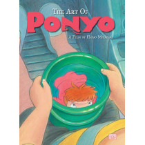 The Art of Ponyo by Hayao Miyazaki, 9781421566023