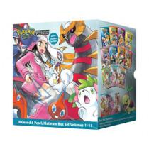 Pokemon Adventures Diamond & Pearl / Platinum Box Set by Hidenori Kusaka, 9781421577777