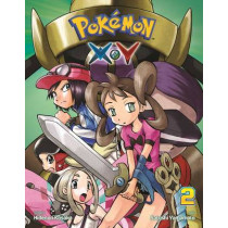 Pokemon X*Y, Vol. 2 by Hidenori Kusaka, 9781421578347