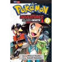 Pokemon Adventures: Black and White, Vol. 7 by Hidenori Kusaka, 9781421578361