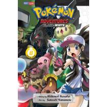 Pokemon Adventures: Black and White, Vol. 8 by Hidenori Kusaka, 9781421578378
