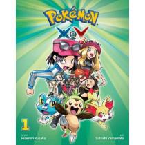 Pokemon X*Y, Vol. 1 by Hidenori Kusaka, 9781421579801