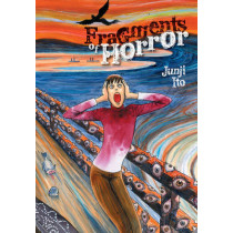 Fragments of Horror by Junji Ito, 9781421580791