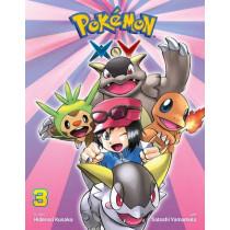 Pokemon X*Y, Vol. 2 by Hidenori Kusaka, 9781421582221