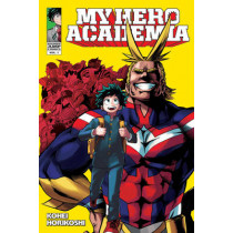 My Hero Academia, Vol. 1 by Kohei Horikoshi, 9781421582696