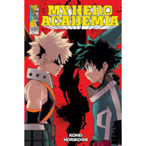 My Hero Academia, Vol. 2 by Kouhei Horikoshi, 9781421582702