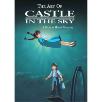 The Art of Castle in the Sky by Hayao Miyazaki, 9781421582726