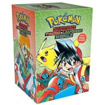 Pokemon Adventures Fire Red & Leaf Green / Emerald Box Set: Includes Volumes 23-29 by Hidenori Kusaka, 9781421582788