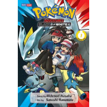 Pokemon Adventures: Black 2 & White 2, Vol. 1 by Hidenori Kusaka, 9781421584379