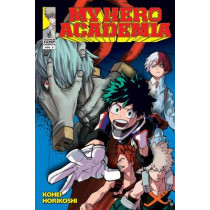 My Hero Academia, Vol. 3 by Kohei Horikoshi, 9781421585109