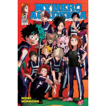 My Hero Academia, Vol. 4 by Kohei Horikoshi, 9781421585116
