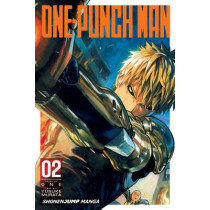 One-Punch Man, Vol. 2 by ONE, 9781421585659