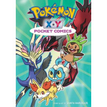 Pokemon X * Y Pocket Comics by Santa Harukaze, 9781421586939