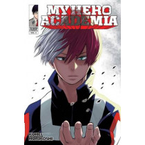 My Hero Academia, Vol. 5 by Kohei Horikoshi, 9781421587028