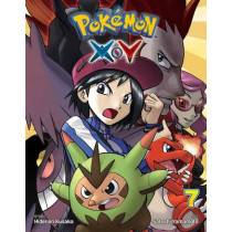 Pokemon X*Y, Vol. 7 by Hidenori Kusaka, 9781421587776