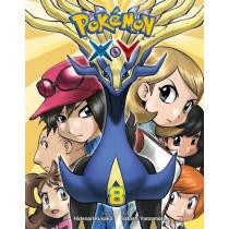 Pokemon X*Y, Vol. 8 by Hidenori Kusaka, 9781421587790