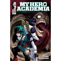 My Hero Academia, Vol. 6 by Kohei Horikoshi, 9781421588667