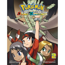 Pokemon Omega Ruby Alpha Sapphire, Vol. 2 by Satoshi Yamamoto, 9781421590165