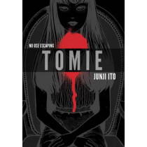 Tomie: Complete Deluxe Edition by Junji Ito, 9781421590561