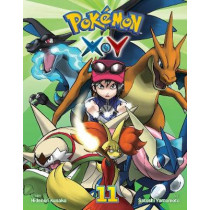 Pokemon X*Y, Vol. 11 by Hidenori Kusaka, 9781421590660