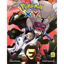 Pokemon X*Y, Vol. 9 by Hidenori Kusaka, 9781421591551