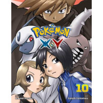Pokemon X*Y, Vol. 10 by Hidenori Kusaka, 9781421591643