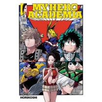 My Hero Academia, Vol. 8 by Kohei Horikoshi, 9781421591674