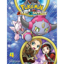 Pokemon Omega Ruby Alpha Sapphire, Vol. 4 by Hidenori Kusaka, 9781421592237