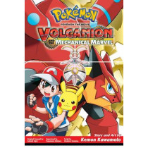 Pokemon the Movie: Volcanion and the Mechanical Marvel by Satoshi Tajiri, 9781421594194
