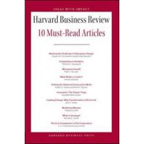 HBR'S 10 Must Reads: The Essentials: The Essentials by Peter F. Drucker, 9781422133446