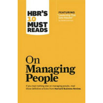 """HBR's 10 Must Reads on Managing People (with featured article """"Leadership That Gets Results,"""" by Daniel Goleman) by Harvard Business Review, 9781422158012"""