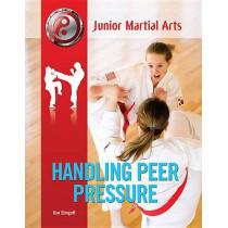 Handling Peer Pressure by Kim Etingoff, 9781422227367