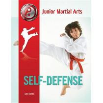 Self Defence by Sara James, 9781422227381
