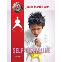 Self Discipline by Sara James, 9781422227398