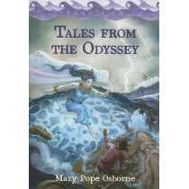 Tales from the Odyssey, Part Two by Mary Pope Osborne, 9781423126102