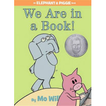We Are in a Book! by Mo Willems, 9781423133087