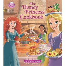 The Disney Princess Cookbook by Disney Book Group, 9781423163244