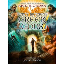 Percy Jackson's Greek Gods by Rick Riordan, 9781423183648