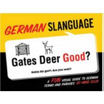 German Slanguage by Mike Ellis, 9781423631927