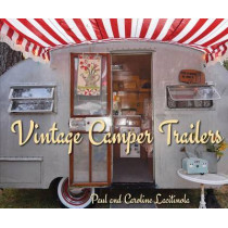 Vintage Camper Trailers by Paul Lacitinola, 9781423641889